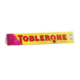 トブラローネ 果実やナッツ入りのチョコレート 100g