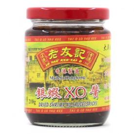 Tai O Lo Yau Kee Dried Shrimp XO Sauce 210g