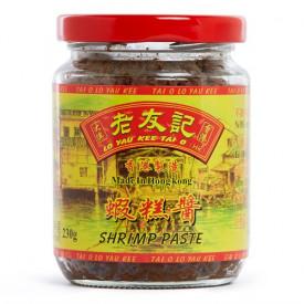 Tai O Lo Yau Kee Shrimp Paste 230g