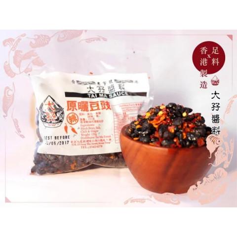 Tai Ma Spicy Black Bean 150g