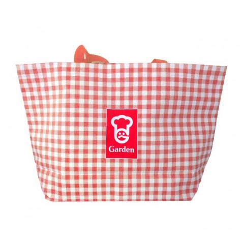 Garden Shopping Bag Orange Color