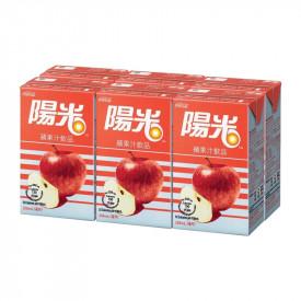 Yeung Gwong Hi C Apple Juice Drink 250ml x 6 packs
