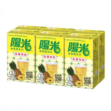 陽光 パインジュース 250ml × 6本