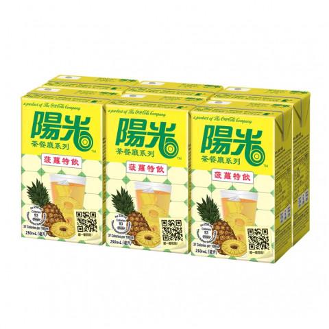 Yeung Gwong Hi C Pineapple Juice Drink 250ml x 6 packs