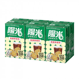 Yeung Gwong Hi C Ceylon Lemon Tea 250ml x 6 packs