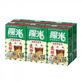 Yeung Gwong Hi C Ceylon Lemon Tea Low Sugar 250ml x 6 packs