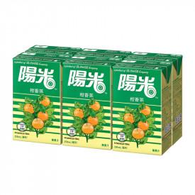 Yeung Gwong Hi C Mandarin Flavoured Tea 250ml x 6 packs
