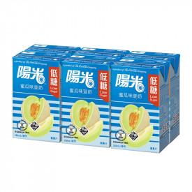 陽光 メロン豆乳 低糖 250ml × 6本
