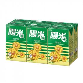 Yeung Gwong Hi C Chrysanthemum Tea 250ml x 6 packs