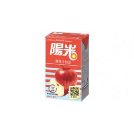 陽光 蘋果汁 250毫升
