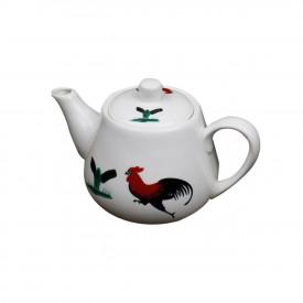 Chicken Pattern Teapot 580ml