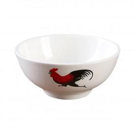 Chicken Pattern 7 inch Arhat Bowl 2 pieces