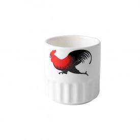 Chicken Pattern Cup 2 pieces