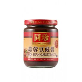 同珍 蒜蓉豆豉醬 227克