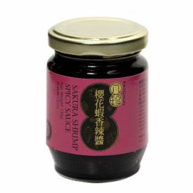 八珍 櫻花蝦香辣醬 130克