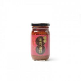 八珍 ベジタリアン豆板醤(辛) 240g