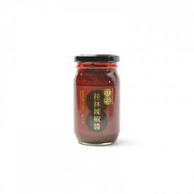 八珍 桂林辣椒醬 240克