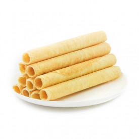 Hang Heung Cake Shop Eggrolls 21 pieces Can Packing