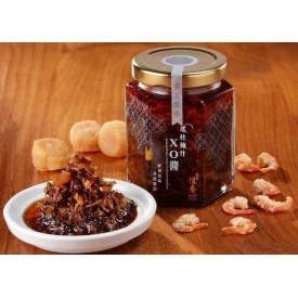 Hang Heung Cake Handmade XO Sauce with Scallop and Abalone Sauce 160g