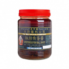Tai Ma Mysterious Spicy Fish Ball Sauce 340g