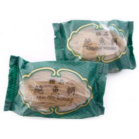 安利製麺廠 あわび麺(太麺) 2袋