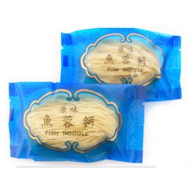 安利製麵廠 魚蓉麵 粗麵 2包