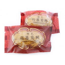 安利製麵廠 胡蘿蔔麵 粗麵 2包