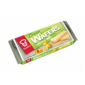 Garden Cream Wafers Lemon Flavour 200g