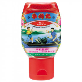 Lee Kum Kee Oyster Sauce Old Packing 327g