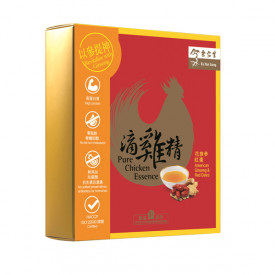 Eu Yan Sang American Ginseng and Red Dates Chicken Essence 60g x 6 Bags