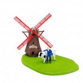 Black & White Miniature Farm