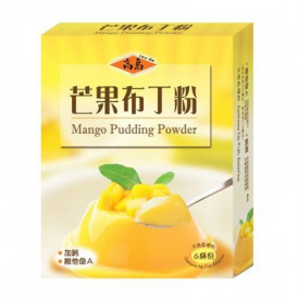 Cou Do Mango Flavour Pudding Powder 100g