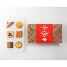龍島 龍島冰室茶餐廳曲奇禮盒 15片裝