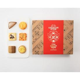 龍島 龍島冰室茶餐廳曲奇禮盒 24片裝