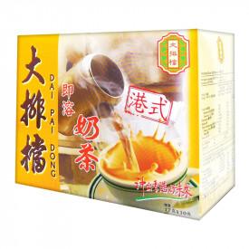 大排檔 即溶3合1奶茶 10包