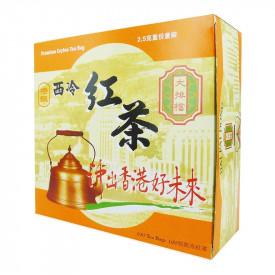 大排檔 特級西冷紅茶 100包