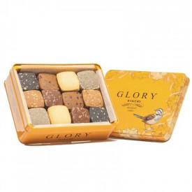 Glory Bakery 6味曲奇禮盒 開心派對 500克