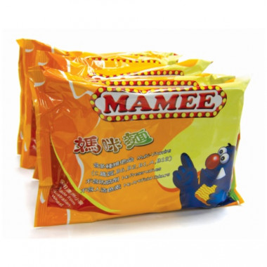 Mamee Snack Noodles 60g x 5 packs