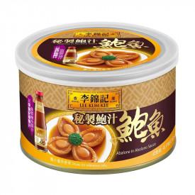 李錦記 秘製鮑汁鮑魚 180克